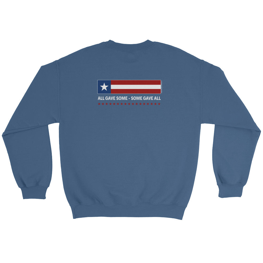 Men's Sweatshirt: All Gave Some...-TrainOurTroops-TrainOurTroops
