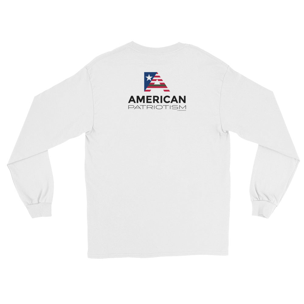 Women's Long Sleeve: American...