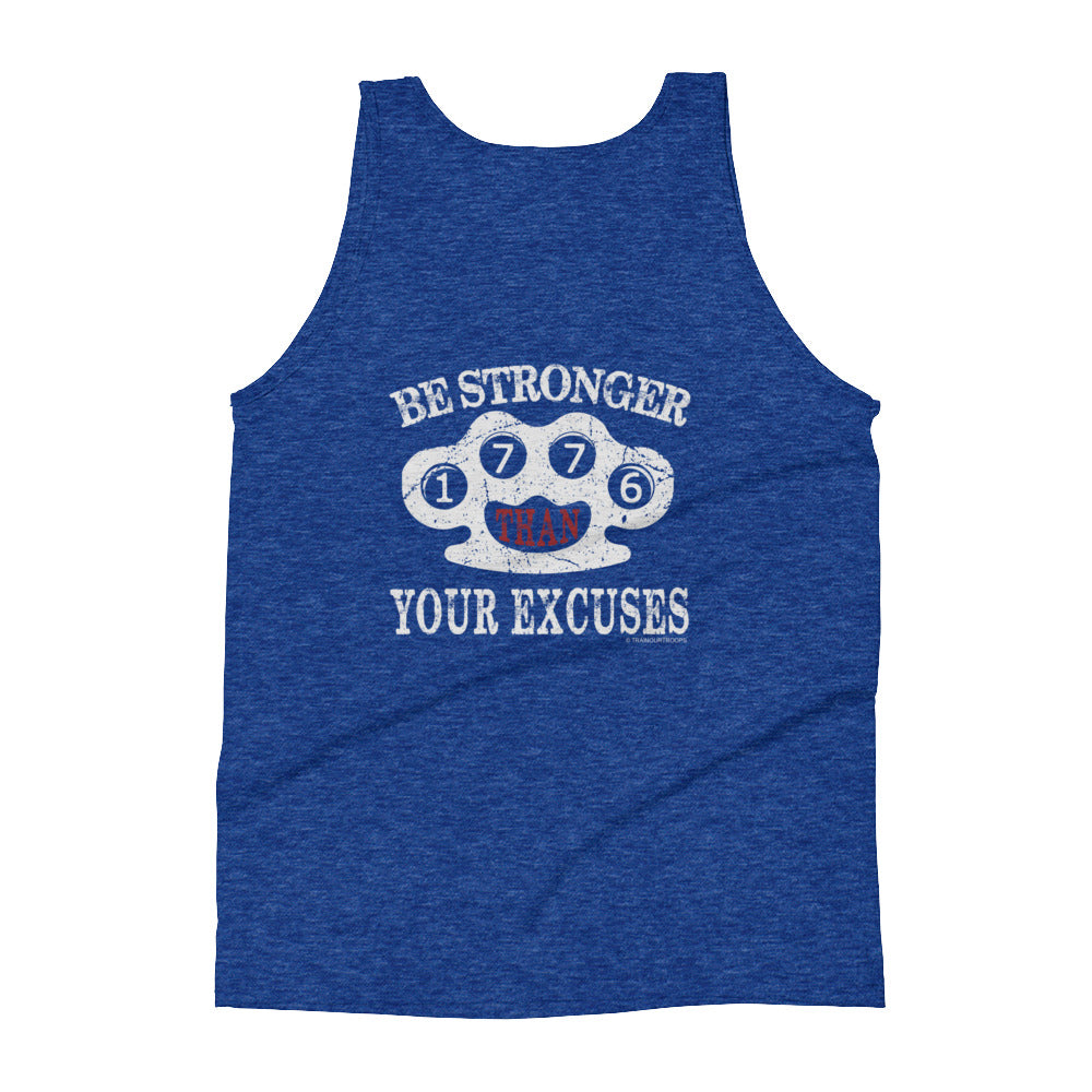 Woman's Tank: Be Stronger...