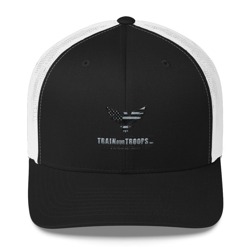 Trucker Hat: TrainOurTroops 2