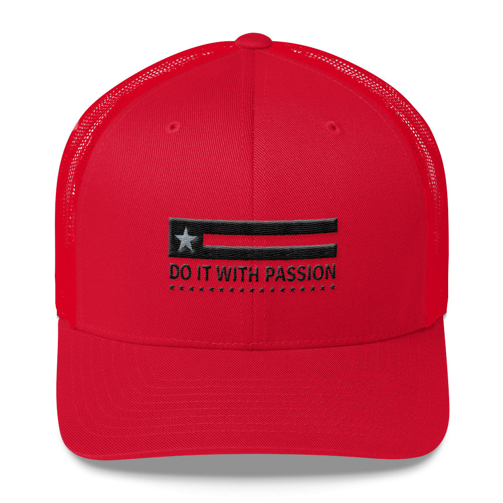 Trucker Hat: Do It...-TrainOurTroops-TrainOurTroops