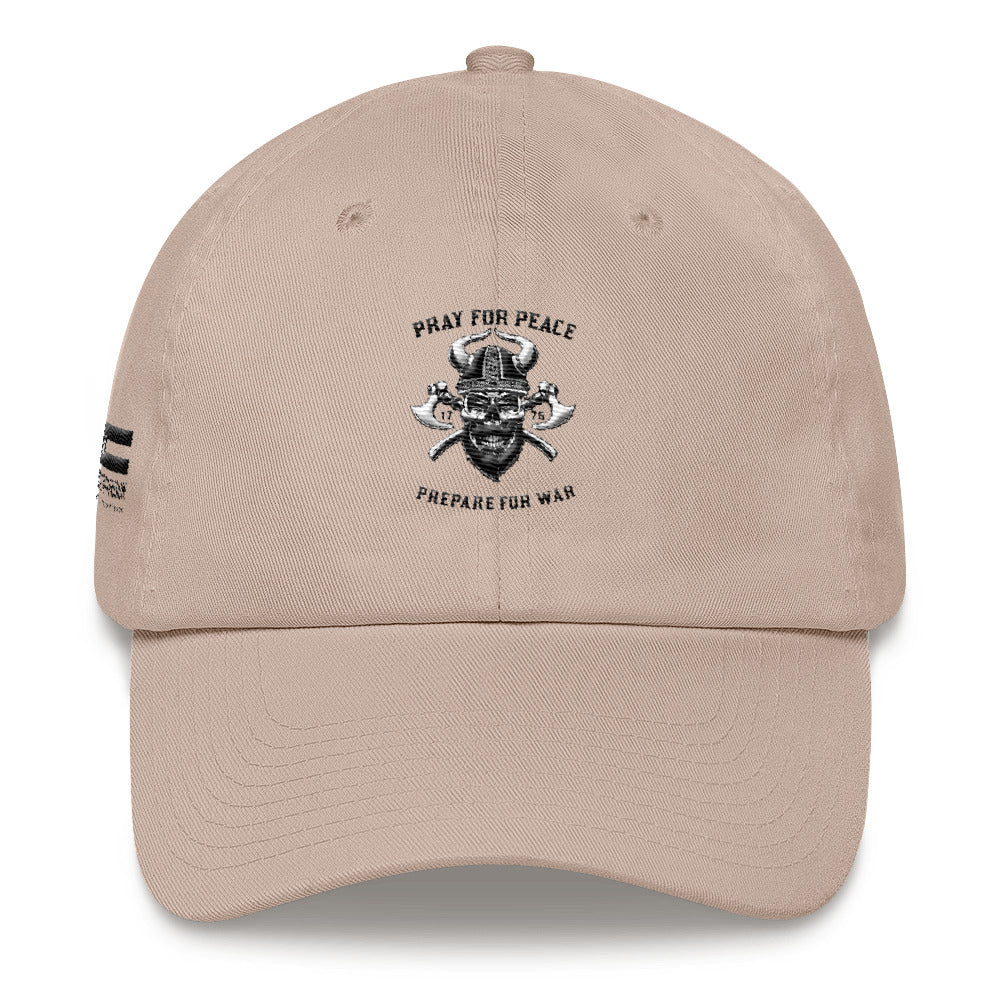 Hat: Pray For Peace...-TrainOurTroops-TrainOurTroops