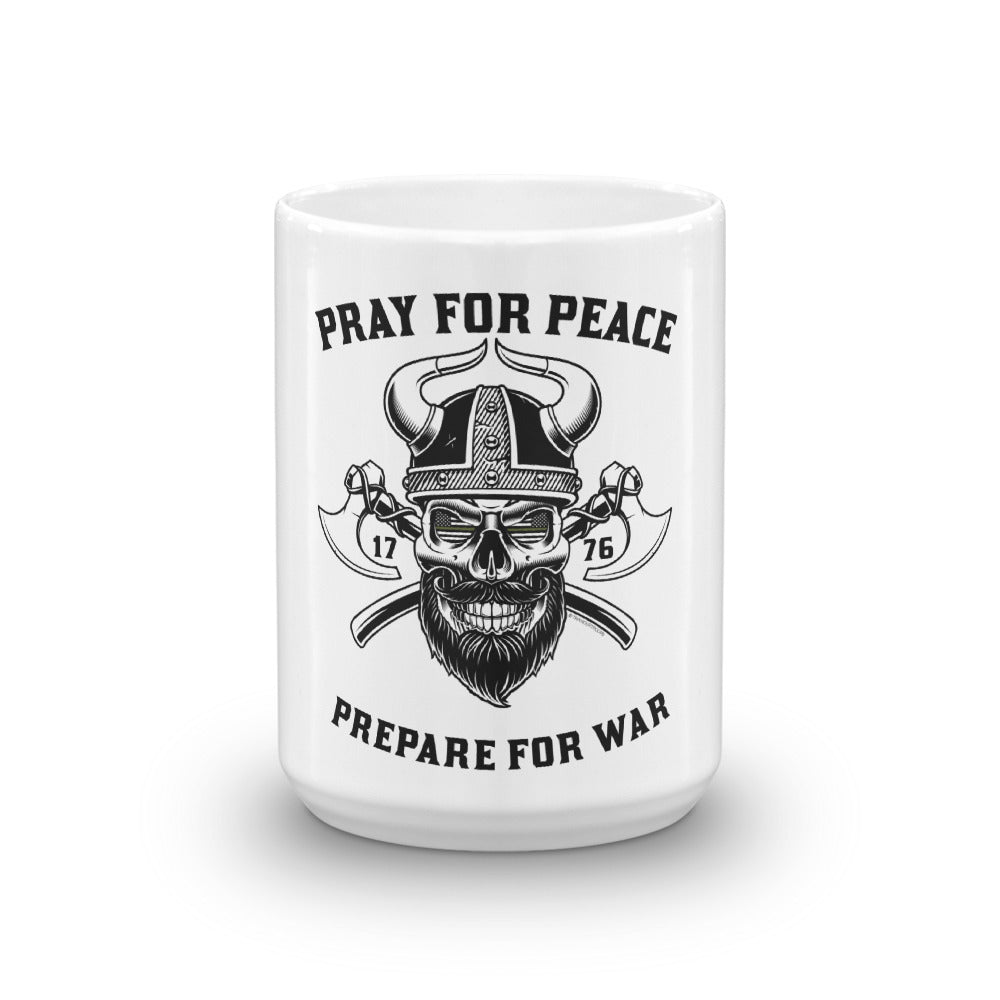 Mug:Pray For Peace...-TrainOurTroops-TrainOurTroops