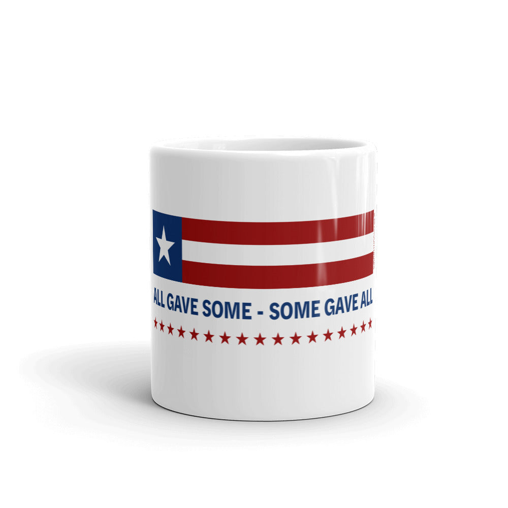 Mug: Some Gave All...-TrainOurTroops-TrainOurTroops