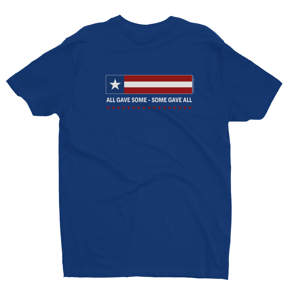 Men's Tee: All Gave...-TrainOurTroops-TrainOurTroops