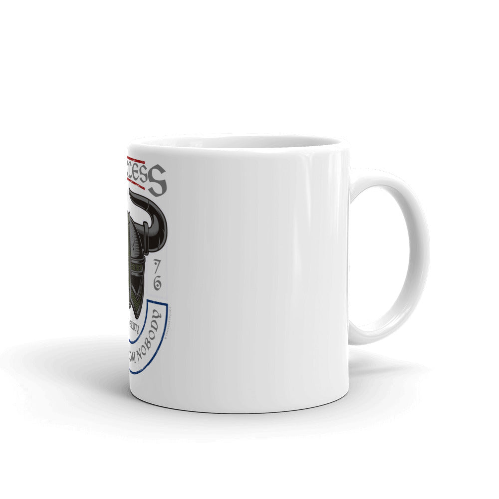 Mug: Fearless...-TrainOurTroops-TrainOurTroops