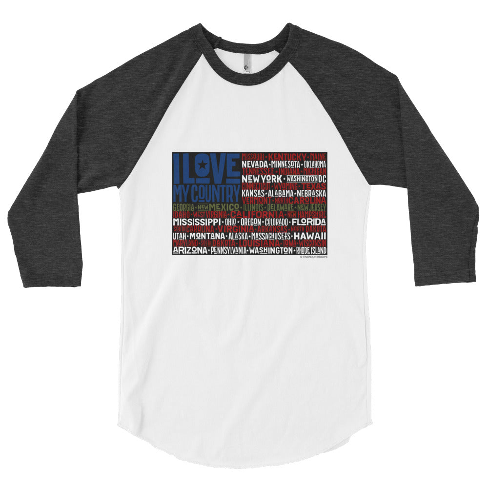 Men's Jersey: I Love...-TrainOurTroops-TrainOurTroops