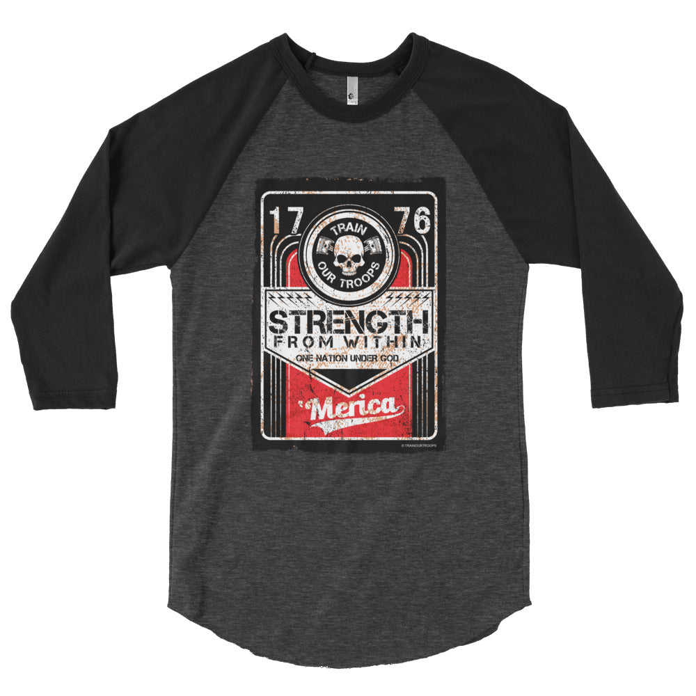 Men's Jersey: Strength...-TrainOurTroops-TrainOurTroops