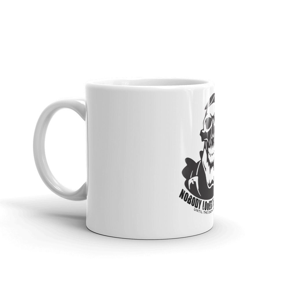Mug: Nobody Loves The...-TrainOurTroops-TrainOurTroops