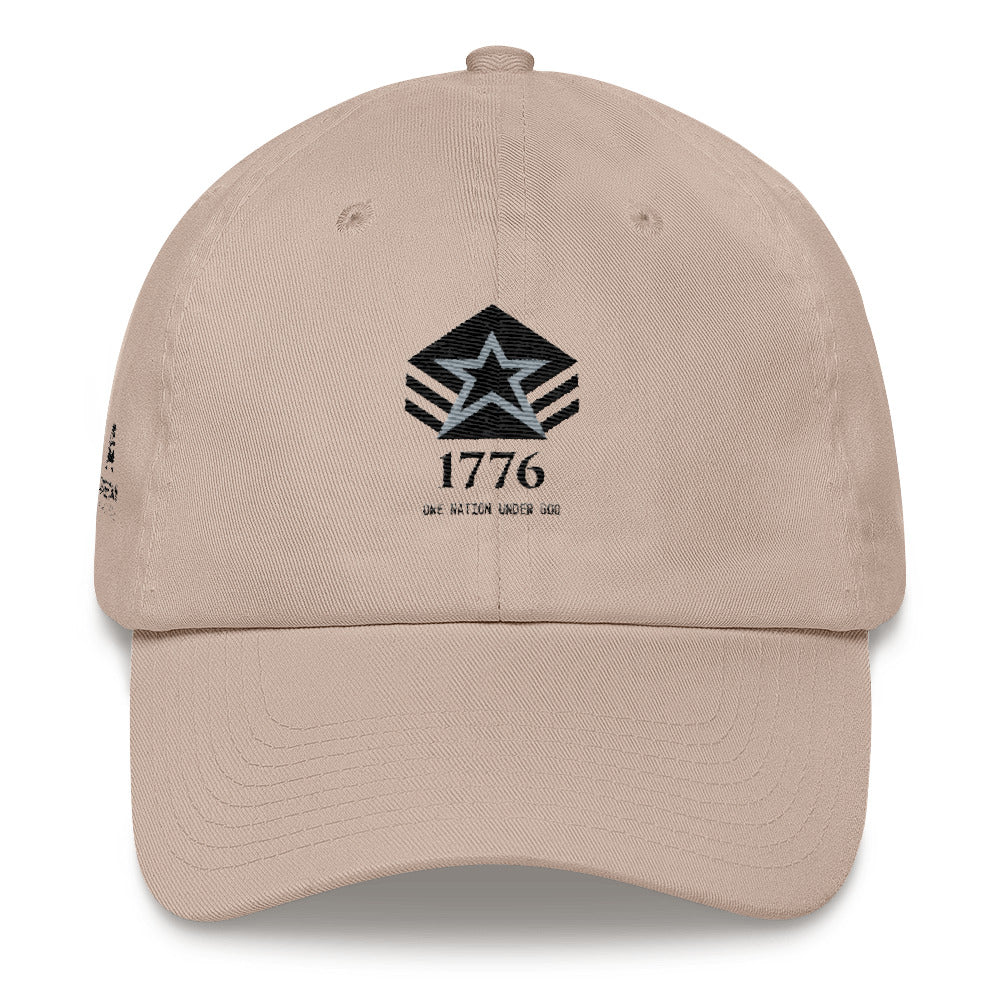 Hat: 1776 - One Nation...-TrainOurTroops-TrainOurTroops
