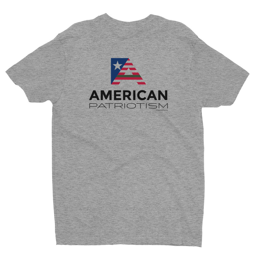 Men's Tee: American...-TrainOurTroops-TrainOurTroops