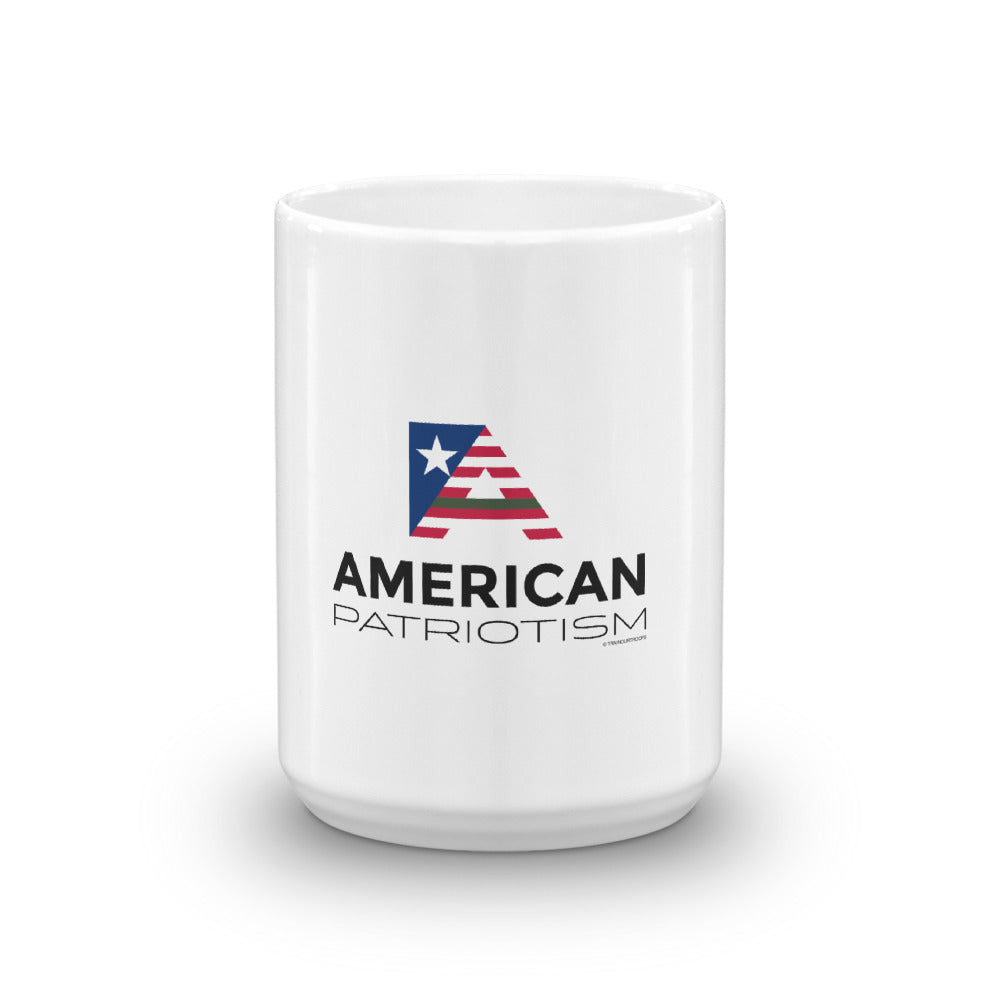Mug: American...-TrainOurTroops-TrainOurTroops