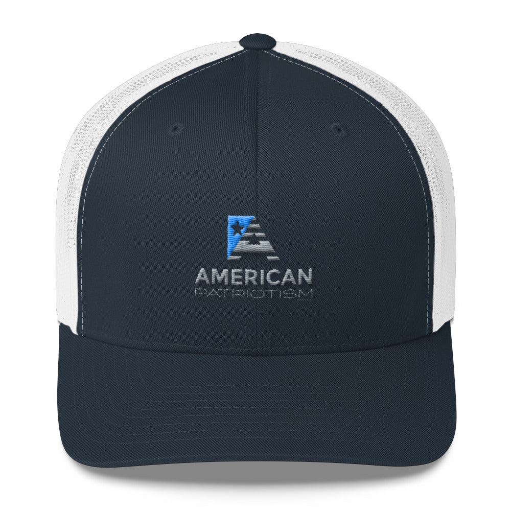 Trucker Hat: American...-TrainOurTroops-TrainOurTroops