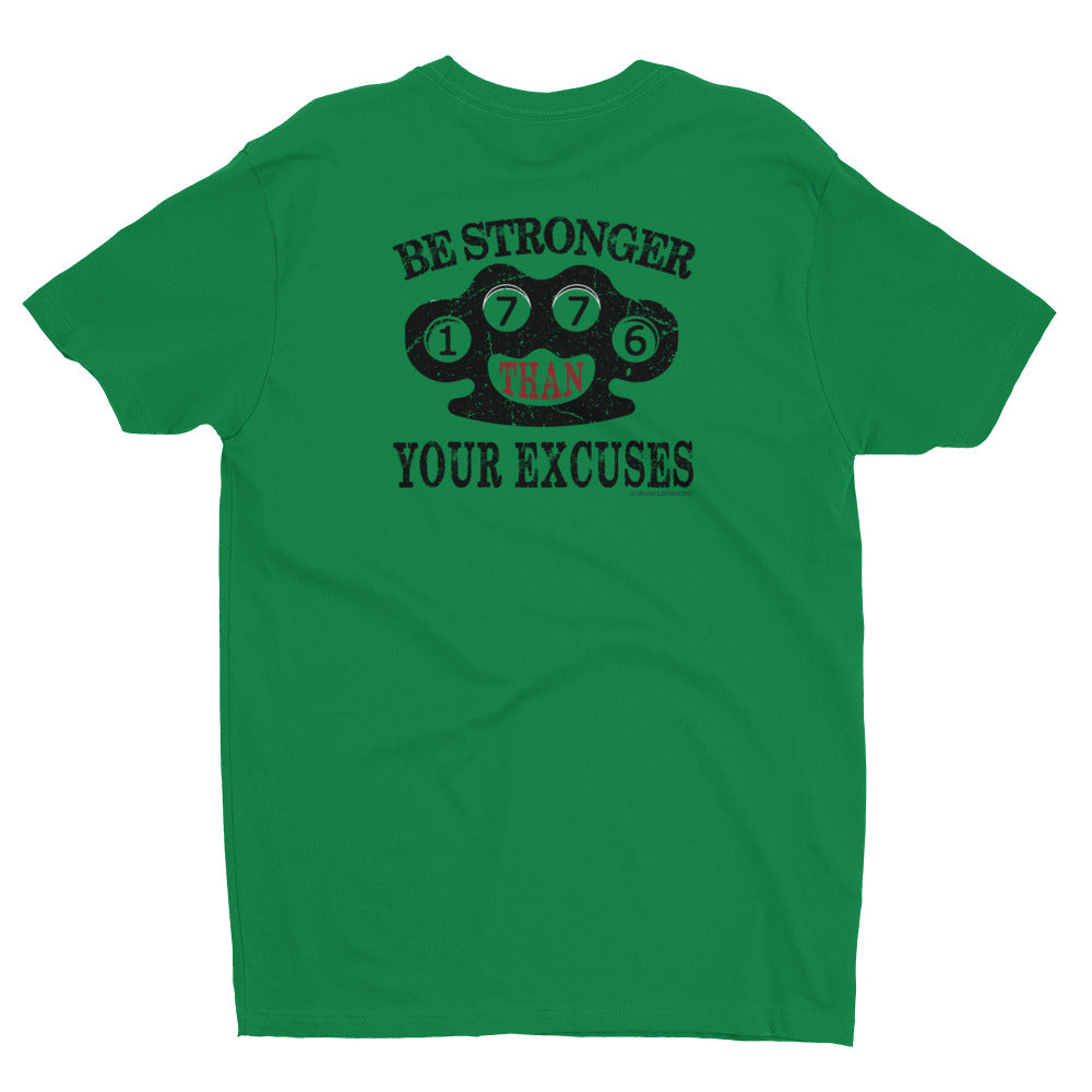 Men's Tee: Be Stronger...-TrainOurTroops-TrainOurTroops