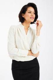 QIU JIN NEVER TUCK BLOUSE