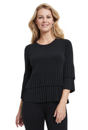 ANNE BELL SLEEVE BLOUSE