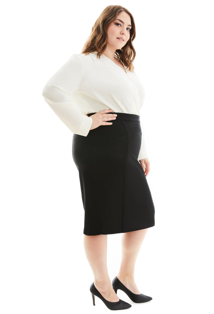 ROSALIND PENCIL SKIRT