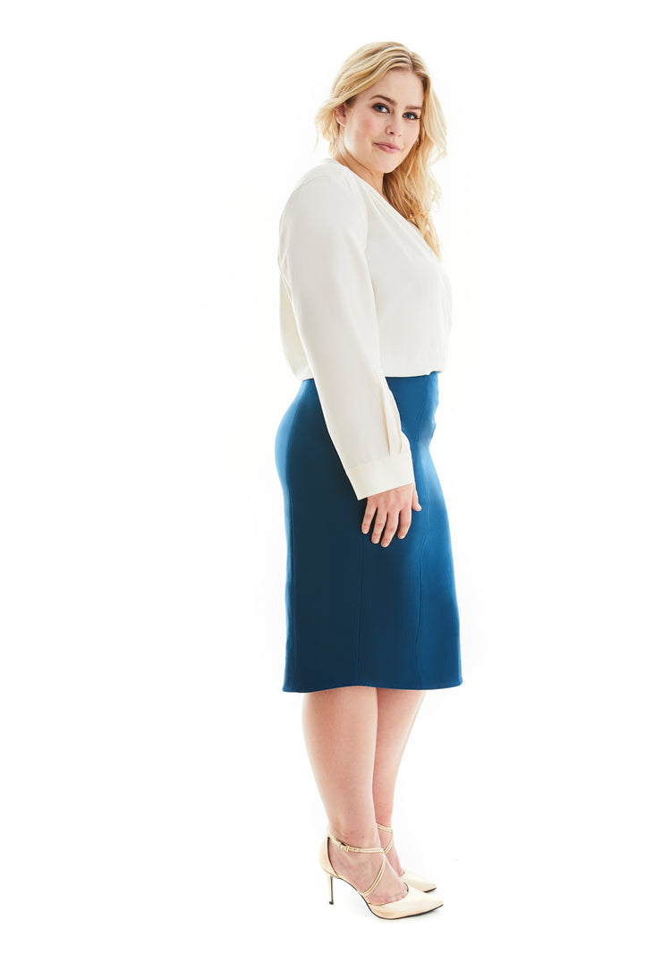 EMILY PLUS SIZE SHAPEWEAR SKIRT