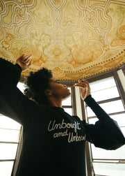REBEL: UNBOUGHT AND UNBOSSED EDITION SWEATSHIRT