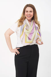 The Mosaic Scarf: IWD