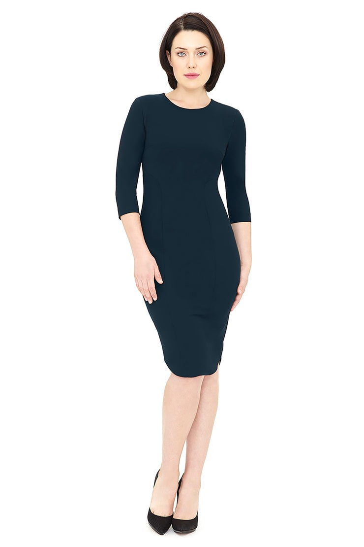 JEANNETTE LBD SHAPEWEAR DRESS