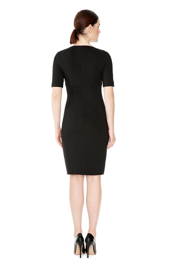 KATHARINE EMPIRE WAIST LBD SHAPEWEAR DRESS
