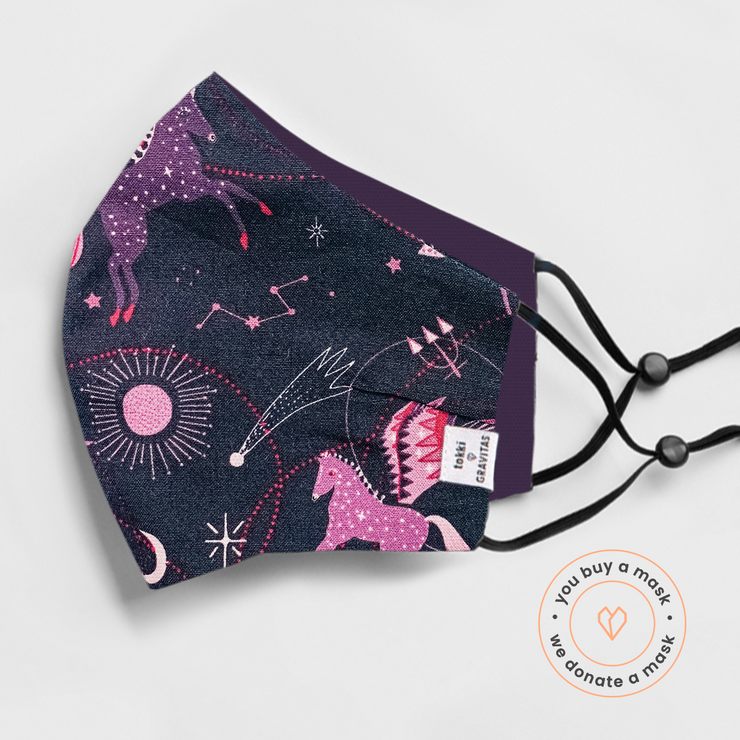 Tokki x Gravitas Bundle: Mask + Chain + Reusable Envelope