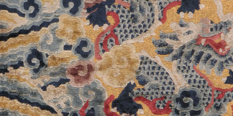 CLOTH & KIND // Chinese Rugs