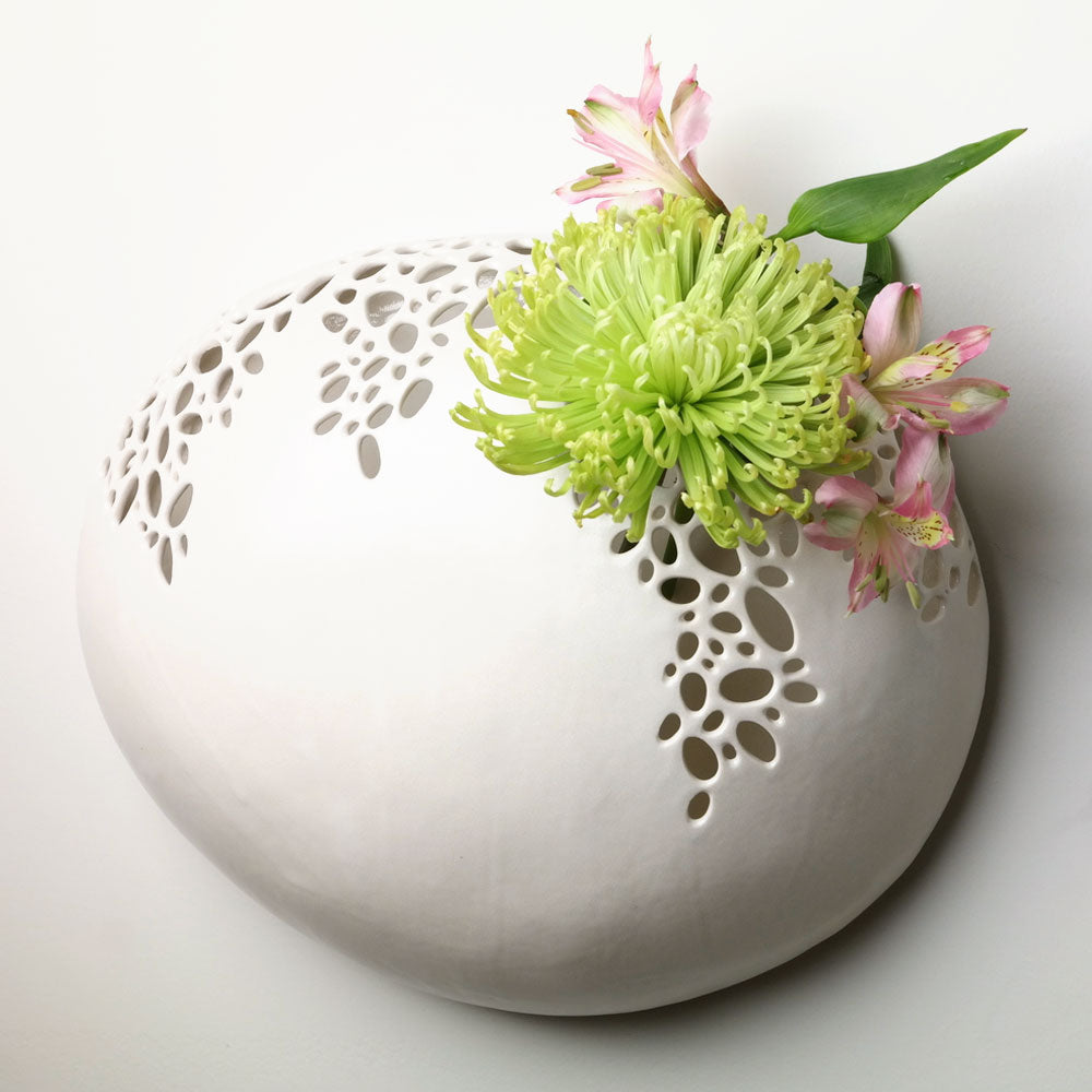 Bubble Vase Wall Hanging Small