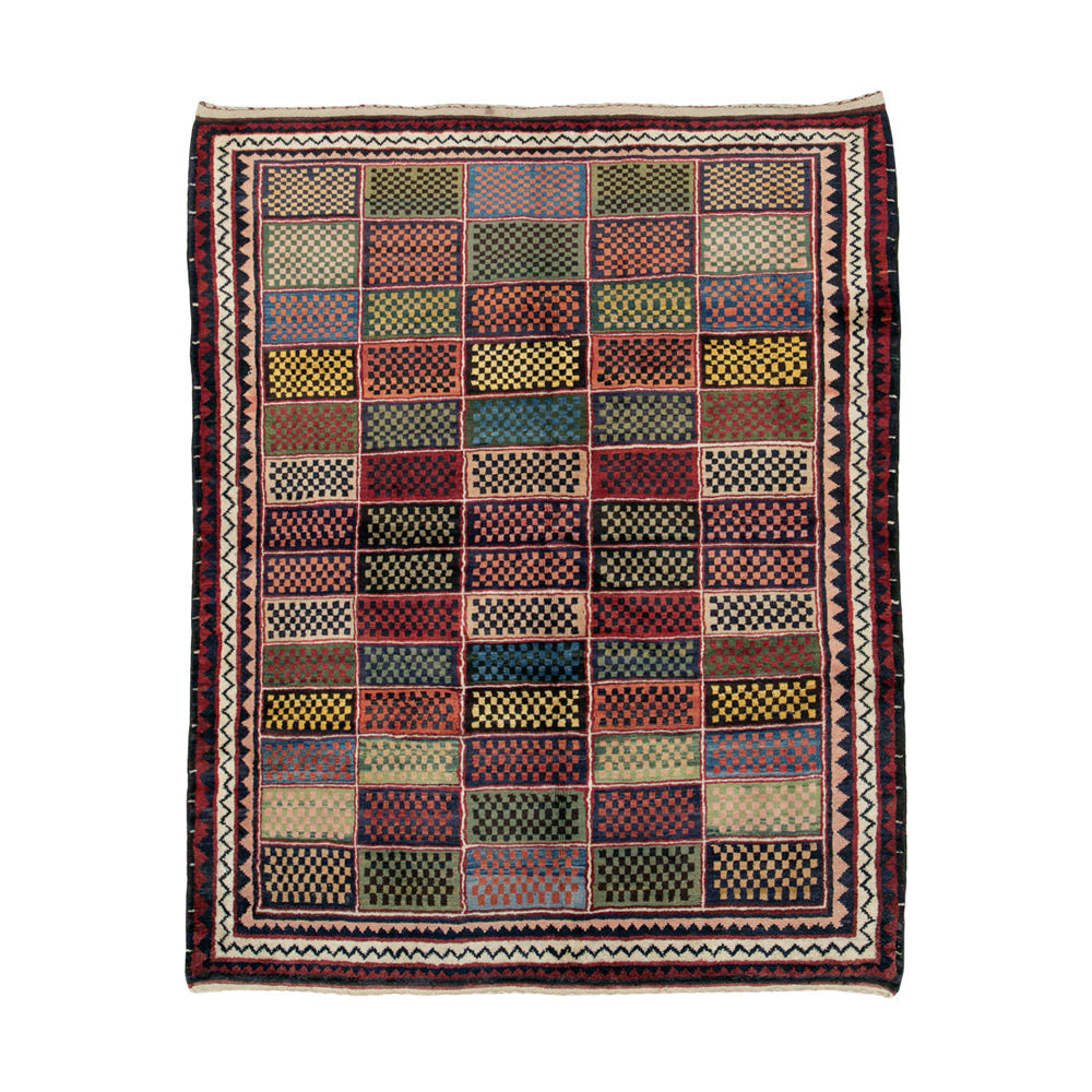 Antique Persian Gabbeh Rug // CLOTH & KIND