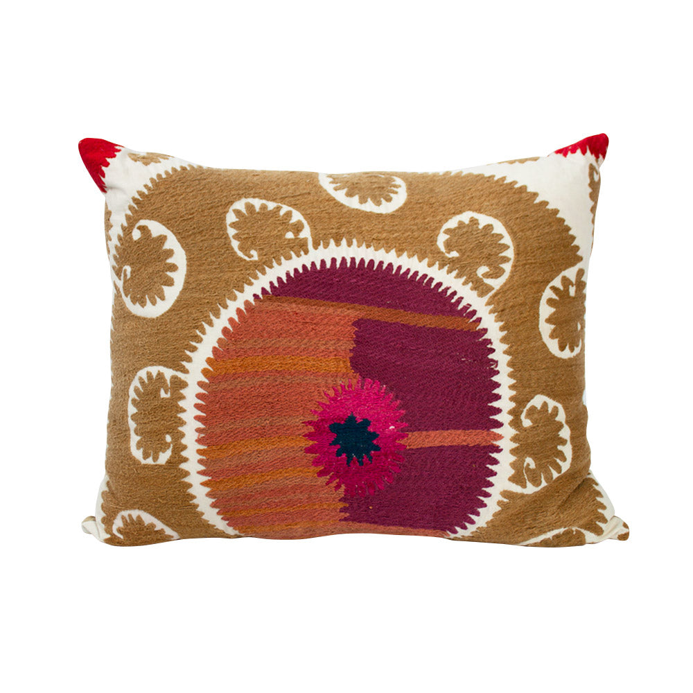 Suzani Pillow I