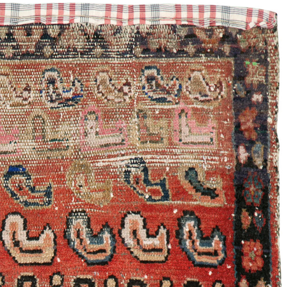 Antique Hamadan Mat