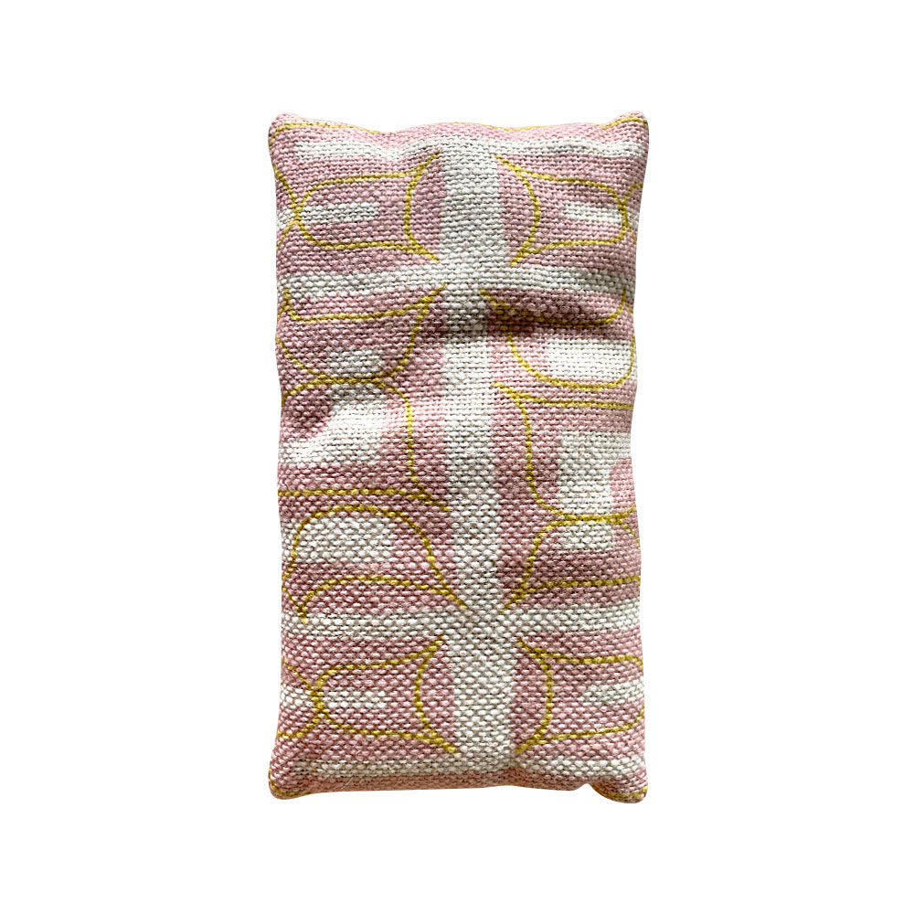 Organic Lavender Eye Pillow in MazeTitle