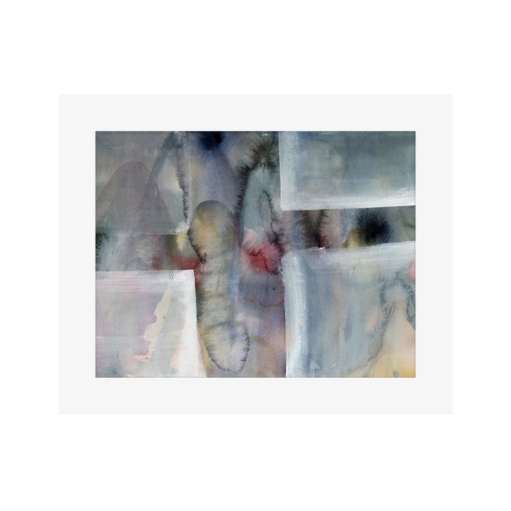 Abstract Watercolor // CLOTH & KIND