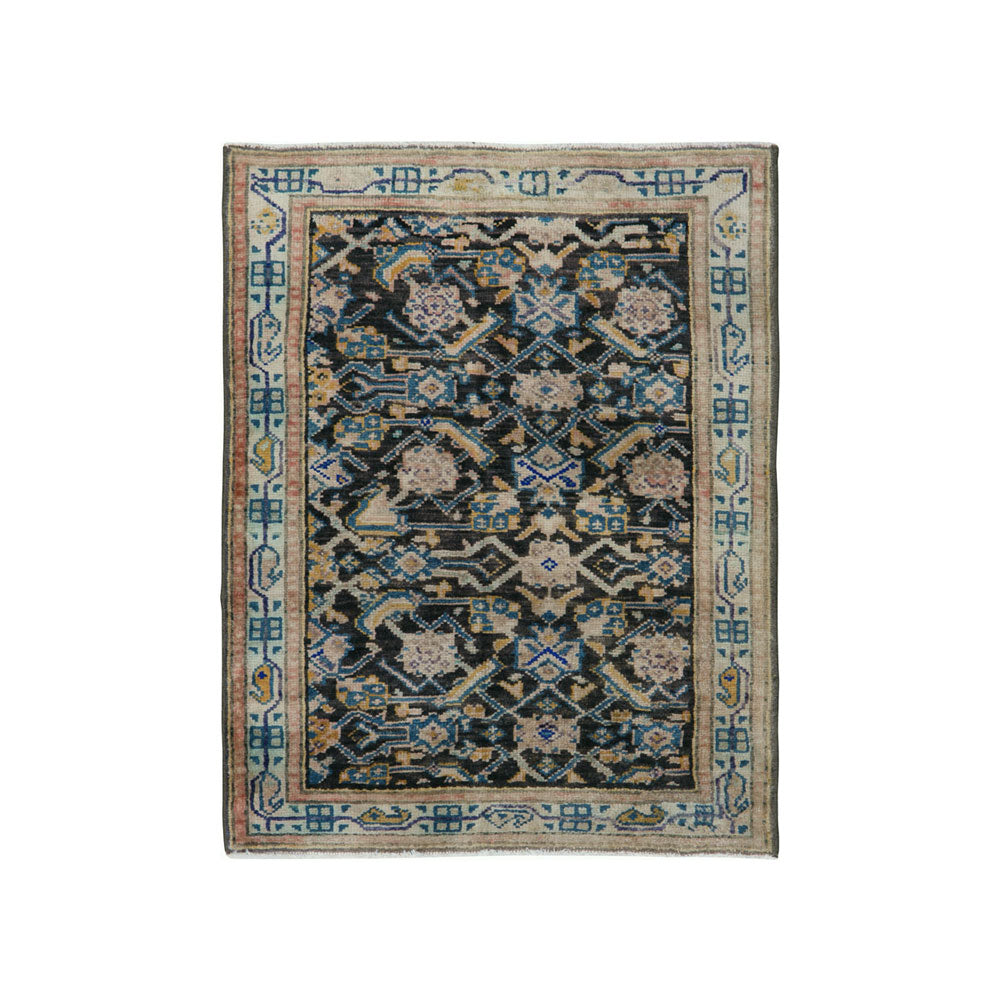 Antique Persian Tabriz Mat // CLOTH & KIND
