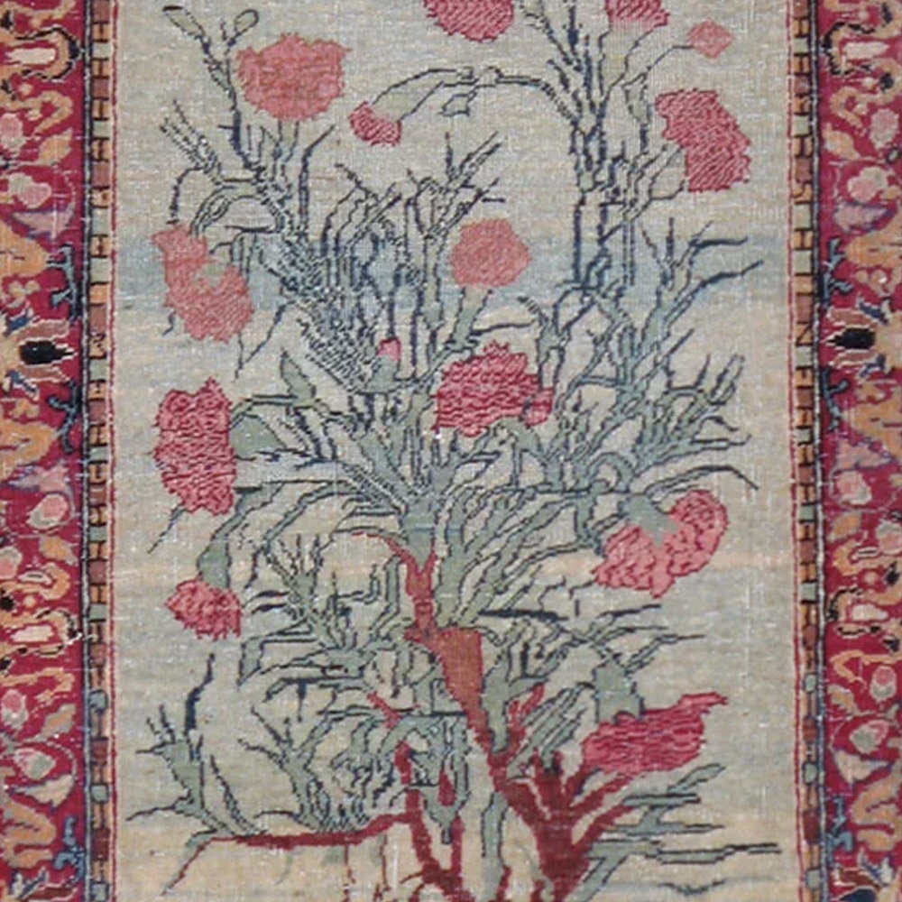 Antique Mashad Mat // CLOTH & KIND