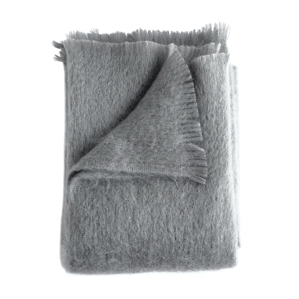 Dawn Mohair Throw