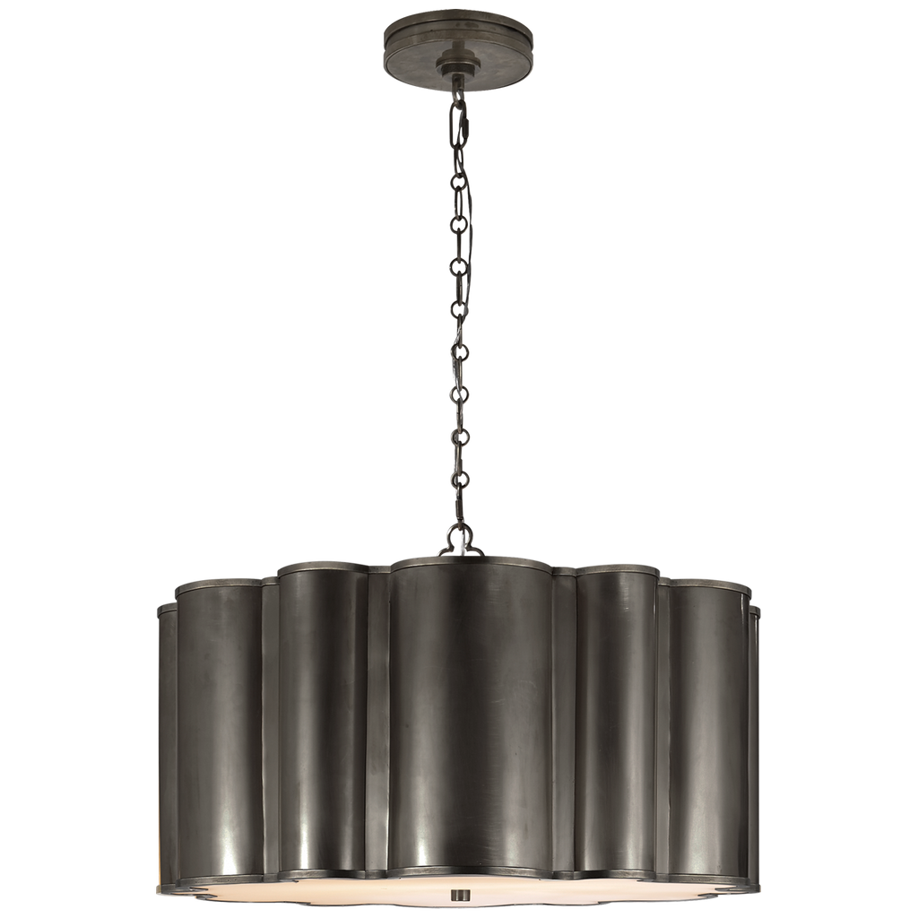Markos Large Hanging Shade in Bronze