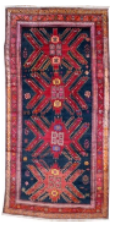 Chelaberd Turkish Rug // CLOTH & KIND