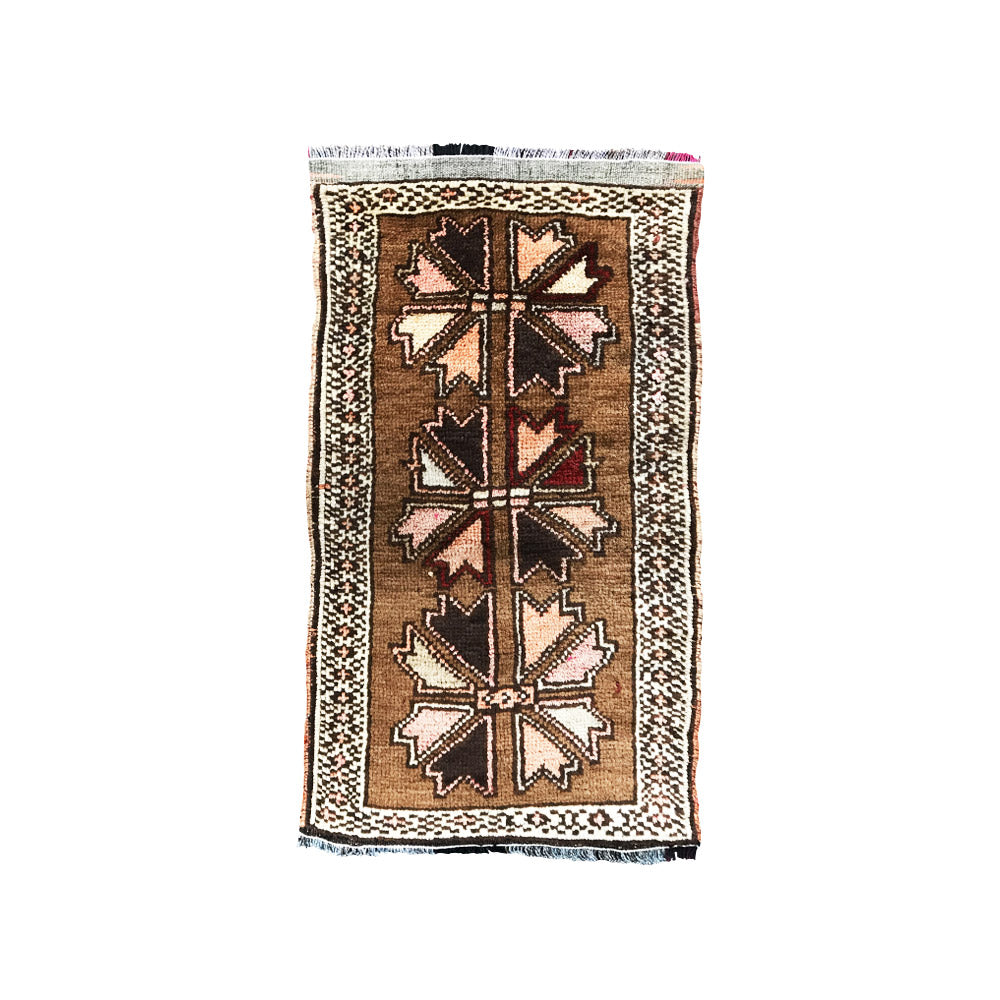 Antique Bronze Oushak Mat // CLOTH & KIND