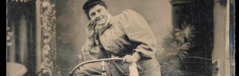 How Women on Bikes Changed the World