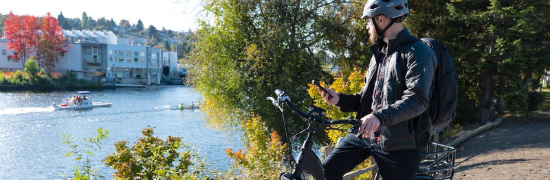 A Geocaching Radventure Opens Along Seattle's Top Bike Trail