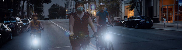 Three Tips for Riding Your Electric Bike in the Dark