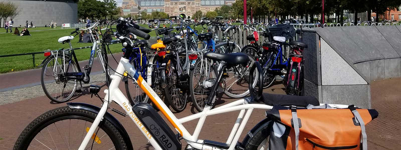 Ebike Laws Around the World