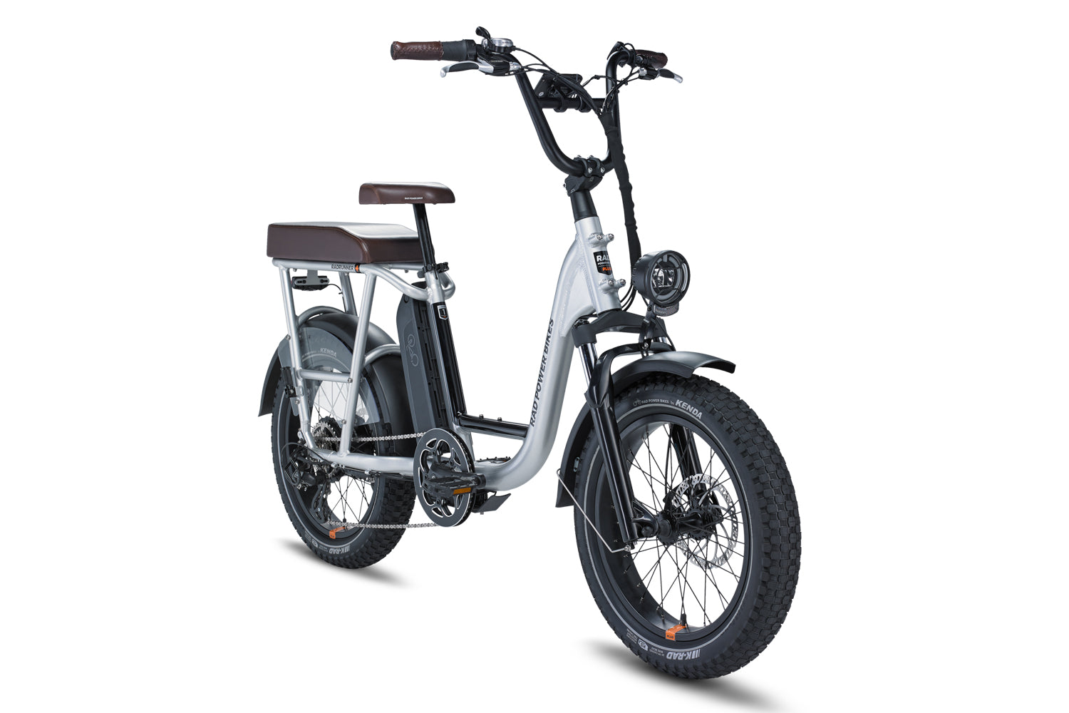 RadRunner Plus electric utility bike