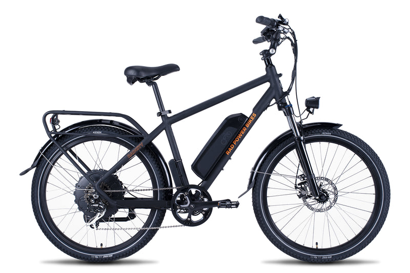 RadCity Electric Commuter Bike Version 4