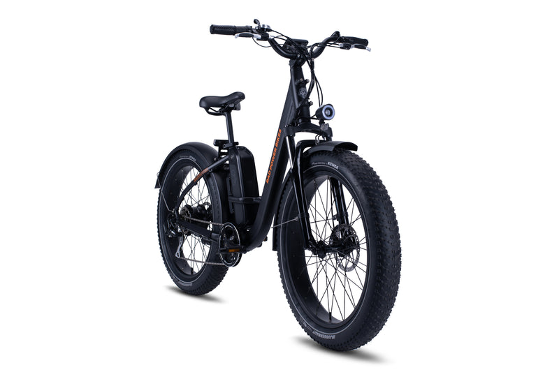 RadRover Step-Thru Electric Fat Bike Version 1