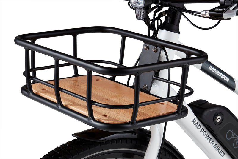 Front-Mounted Basket