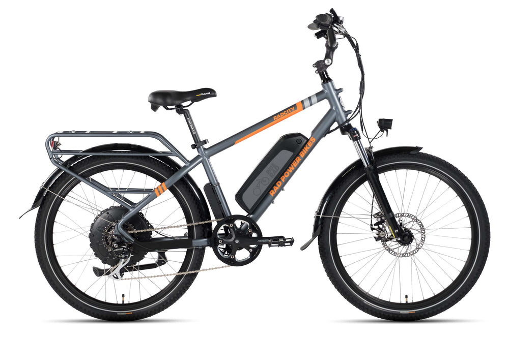 2019 RadCity Electric Commuter Bike
