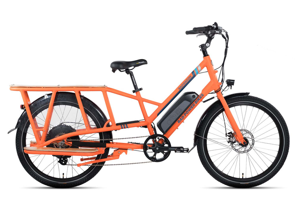 2019 RadWagon Electric Cargo Bike